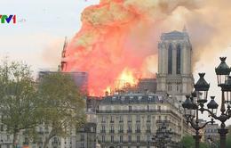 Cháy Nhà thờ Đức Bà Paris - Di sản có biến mất?