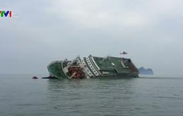 Tổng thống Hàn Quốc cam kết điều tra vụ chìm phà Sewol