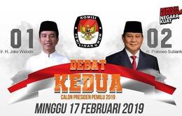 Bầu cử tại Indonesia: Đương kim Tổng thống Joko Widodo đang tạm dẫn trước