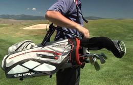 Infographic: Số Calo tiêu thụ khi mang túi golf