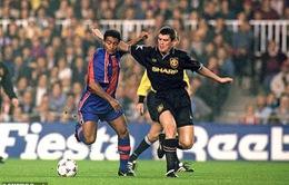 Man Utd thời Sir Alex từng thua thảm Barcelona 25 năm trước