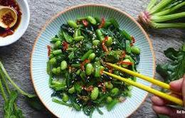 Rau cải và đậu nành có thay đổi chức năng tuyến giáp?