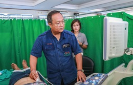 Thái Lan hỗ trợ Lào chăm sóc y tế cho người dân