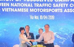 """Thông điệp an toàn giao thông trong chiến dịch """"3.500 sinh mạng"""" tại Việt Nam"""