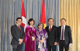 Gặp gỡ cộng đồng người Việt Nam tại Thụy Sĩ nhân lễ Giỗ Tổ Hùng Vương