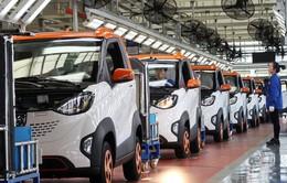 Bong bóng thị trường xe điện ở Trung Quốc có thể sẽ vỡ
