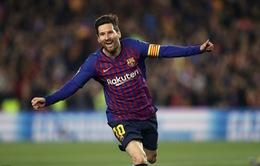 [Chấm điểm] Barcelona 3 - 0 Man Utd: Messi rực sáng và tội đồ De Gea