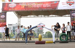 126 chiến binh lọt vào vòng chung kết Không giới hạn - Sasuke Việt Nam mùa 5