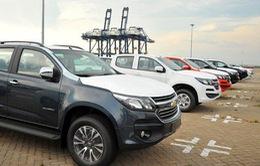 Giá xe bán tải tăng hàng chục triệu đồng