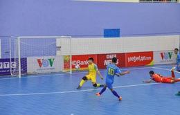 VFF nhắc nhở CLB Futsal Sanvinest*Sanatech Khánh Hòa vì thái độ thi đấu cuối trận