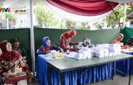 270 nhân viên phục vụ bầu cử Indonesia tử vong vì kiệt sức