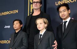 Hậu ly hôn, Brad Pitt vẫn hạnh phúc, mong muốn dành nhiều thời gian cho các con