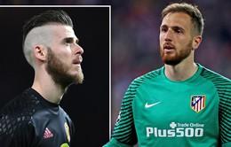Man Utd vỡ mộng chiêu mộ thủ môn số 1 Atletico để thế chỗ De Gea