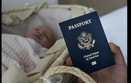 Du lịch sinh con tại Mỹ