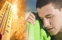 Nguy cơ đột quỵ não mùa nắng nóng