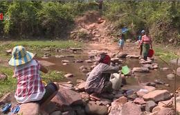 Vùng cao Quảng Trị thiếu nước sạch do hạn