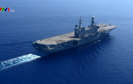 EU kêu gọi triển khai tàu chiến tại Địa Trung Hải