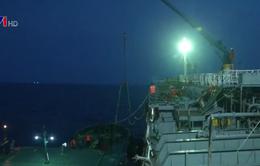 Thu giữ hơn 2.000m3 dầu lậu trên biển