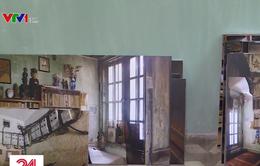 Tái hiện không gian sống 6m2 của Lưu Quang Vũ - Xuân Quỳnh