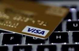 Visa thử nghiệm dịch vụ rút tiền mặt tại các quầy thanh toán ở Nga