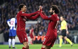 Porto 1-4 Liverpool (1-6): Đưa Barcelona đến đây!