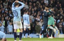 Kết quả tứ kết lượt về UEFA Champions League: Porto 1-4 Liverpool, Man City 4-3 Tottenham