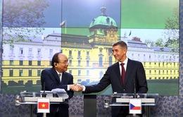 Tuyên bố chung Việt Nam - CH Czech