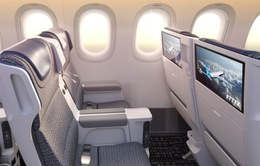 Mô hình cung cấp những hình ảnh đầu tiên bên trong chiếc Boeing 777X mới