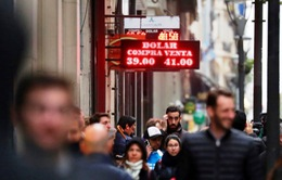 Argentina nỗ lực ngăn chặn lạm phát