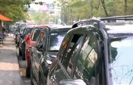 Vui buồn chuyện tìm chỗ đỗ xe ở đô thị