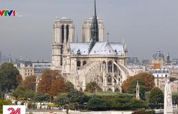 Gian nan quá trình phục dựng Nhà thờ Đức Bà Paris