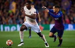 Man Utd thua Barcelona nhưng không để mất Rashford về tay đối thủ