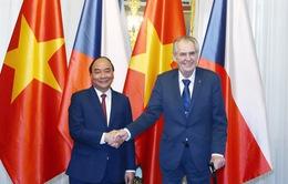 Việt Nam luôn mong muốn tăng cường hợp tác với CH Czech
