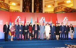 Tăng cường hợp tác giữa các chính đảng Á - Âu
