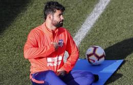 """""""Ngựa chứng"""" lại nổi loạn, Atletico Madrid ngán ngẩm"""