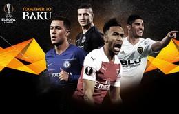 Lịch thi đấu bán kết Europa League