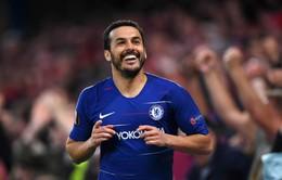 Kết quả lượt về tứ kết Europa League: Chelsea thắng kịch tính Praha, Arsenal dễ dàng vượt qua Napoli