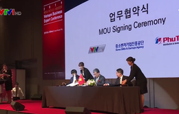 Hội thảo xúc tiến thương mại Việt Nam - Hàn Quốc quy tụ gần 220 doanh nghiệp