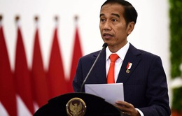 Tổng thống Indonesia tuyên bố chiến thắng