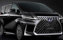 """Xe sang Lexus LM vừa ra mắt: Ngoại hình mờ nhạt nhưng nội thất gây """"sốc"""""""