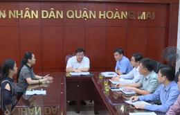 Quận Hoàng Mai (Hà Nội) phản hồi về dự án 10 năm không có tái định cư