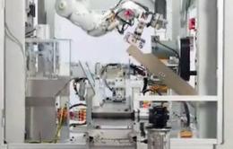 Robot tái chế của Apple với khả năng tháo rời 200 chiếc iPhone trong 1 giờ