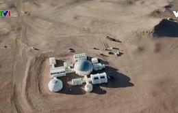 Tham quan căn cứ mô phỏng sao Hỏa