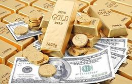 Giá vàng và tỷ giá trung tâm tăng mạnh