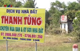 Khẩn trương chấn chỉnh kinh doanh bất động sản tại Quảng Nam và Đà Nẵng