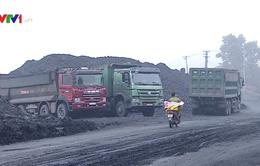 Thái Nguyên: Hàng trăm hộ dân khốn khổ vì bụi bẩn từ mỏ than