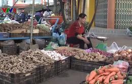 Khám phá chợ Pleiku trong sương sớm