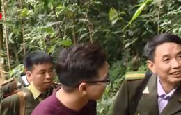 Ngày mới với các chiến sĩ kiểm lâm rừng đặc dụng Na Hang