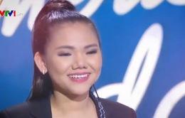 Đại diện Việt Nam dừng tại top 40 Thần tượng âm nhạc Mỹ