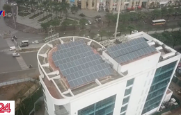Tiết kiệm điện bằng pin năng lượng Mặt trời áp mái
